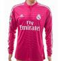Camiseta Manga Larga Real Madrid 2015 Adultos