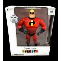 Mr. Incredible - Sr Incrivel - Fig Eletronica Disney Pixar