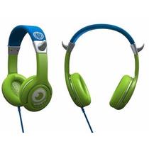 Audifonos Headphones Para Niño Monster University
