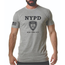 8afb4c3e01 Camiseta New York Police Department Nypd Camisa A Melhor!
