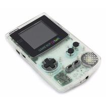 Game Boy Color Clear Zero Novo