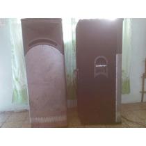 Cornetas Sound Barrier Pasivas 15, Amplificador Y Mezclador