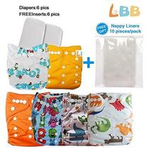 Filas De Bebé Doble De Broches De Presión 6pcs Paquete Equi