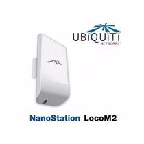 Access Point Ubiquiti Nanostation M2 Loco 2.4ghz