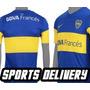 Camiseta Boca Juniors 2012 Bbva N I K E Original