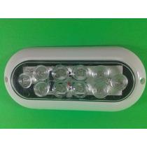 Luminária Náutica 10 Leds Lanchas/iates/trailers/barcos/