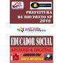 Apostila Digital Prefeitura Rio Preto Sp Educador Social
