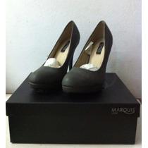 Zapatos De Taco Alto Marquis,no Basemet,aldo,via Uno,foresta