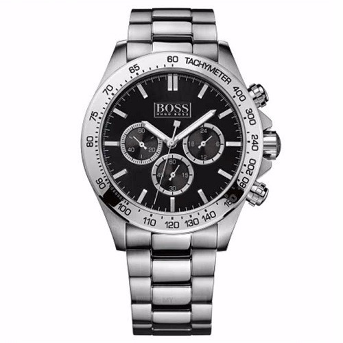 d6efcb4d17a Relógio Hugo Boss Masculino Ikon Cronógrafo
