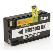 Cartucho Compatível Hp 950xl 950 Cn045a Preto Officejet