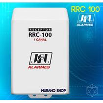 Receptor Programável Jfl 1 Canal Rrc 100 433mhz
