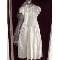 Vestido Primera Comunión -ivory- Talla 12