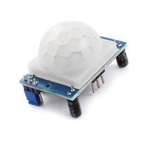 Hc-r501 Sensores Movimiento Módulo Azul