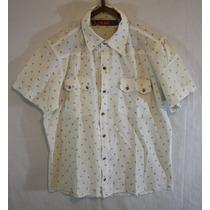 Camisa Manga Corta Hombre Marca No End Large, Exc Est