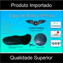 Capa Térmica Importada P/ Banco Moto Dafra Riva / Speed 150