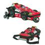 Mochila Escolar Mochilete 3d Carro Formula 1 Maxtoy Lancheir