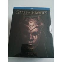 Game Of Thrones - Serie Completa Blu Ray Nuevo Y Original