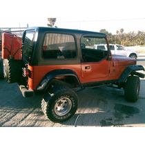 Capota Dura Para Jeep Wrangler Yj 1986 -1996