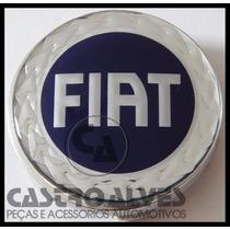 Calota Calotinha Tampa Roda Esportiva Scorro Fiat 56mm -1 Pç