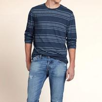 Blusa Camisa Camiseta Abercrombie Hollister Masculino Origin