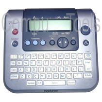 Rotuladora Impresión Térmica Brother Pt-1280
