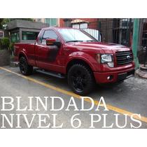 Lobo 2014 Tremor Fx4 Blindada Nivel 6 Plus Blindaje Nuevo!!