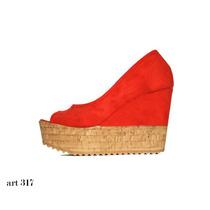 Plataformas. Taco Chino. Zapatos Altos. Oferta!! Sale!!