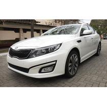 Kia Optima 2.4 16v 180cv Aut. 2015 Branco Gasolina