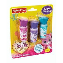 Fisher-price Stamper Oso Doodle