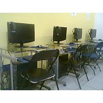 Vendo Equipo Para Ciber Cafe (usado) En Buen Estado