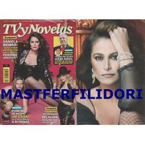Daniela Romo Revista Tvynovelas De Noviembre 2008