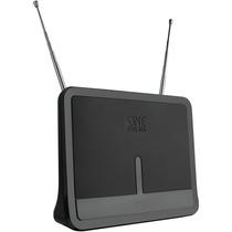 Antena Interna Amplificada 42db Tv Digitalfm Uhf Vhf Isdb-t