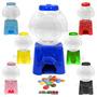 Embalagem C/ 10 Baleiros Candy Machine Para Personalizar