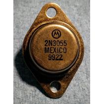 2 Piezas 2n3055 Motorola Npn Transistor