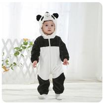 Pijama Mameluco Kigurumi Onesi Cosplay Disfraz Osopanda Bebé