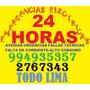 Electricista 24 Hrs /lima/casas Y Empresas /garantia/calidad