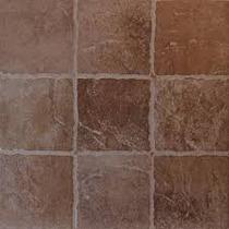 Ceramica Porfido Marron 1ra 35x35 Nacional A.transito Patio