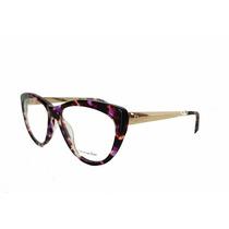 Armação Óculos De Grau Feminino Gatinha Cd3291