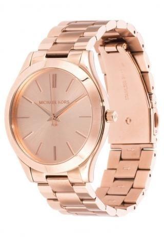 3c414ed1e8653 Relógio Michael Kors Mk3197 Slim Rose Feminino Original - R  699,90 em  Mercado Livre