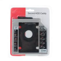 Adaptador Dvd P/ Hd Ou Ssd Notebook Drive Caddy 9,5mm Sata