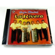 Grupo Musical La Rivera Cd Raro Nuevo Y Sellado