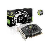 Placa De Vídeo Nvidia Geforce Gtx650 1gb, Ddr5, 128bits