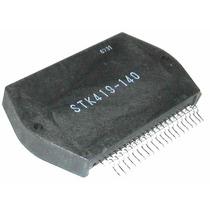 Stk419-140 Sanyo Original 140w Amplificador Nav13.