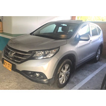 Honda Crv Como Nueva Original En Todo