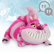 Alicia A Traves Del Espejo Cheshire Cat Peluche Interactivo