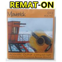 Cuerdas De Guitarra Acustica Y Electroacustica ( Juego De 6)