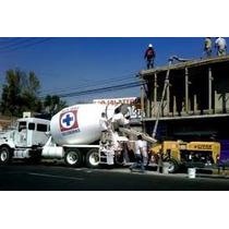 Concreto Premezclado Cruz Azul Y Servicio De Bombeo.