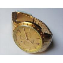 Relógio Tissot Dourado Prc200 1853 Original Dourado 1 2 X