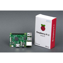 Element14 Raspberry Pi 3 1 Gb 1.2 Ghz Wifi Bluetooth