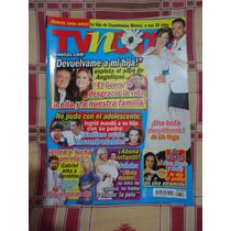 Revista Tv Notas Portada Fran Meric Gabriel Soto Sabrina